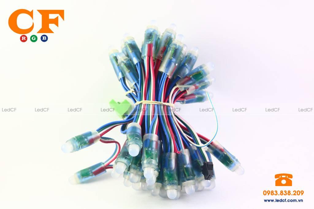 Phân biệt các loại led full color và led nháy theo nhạc