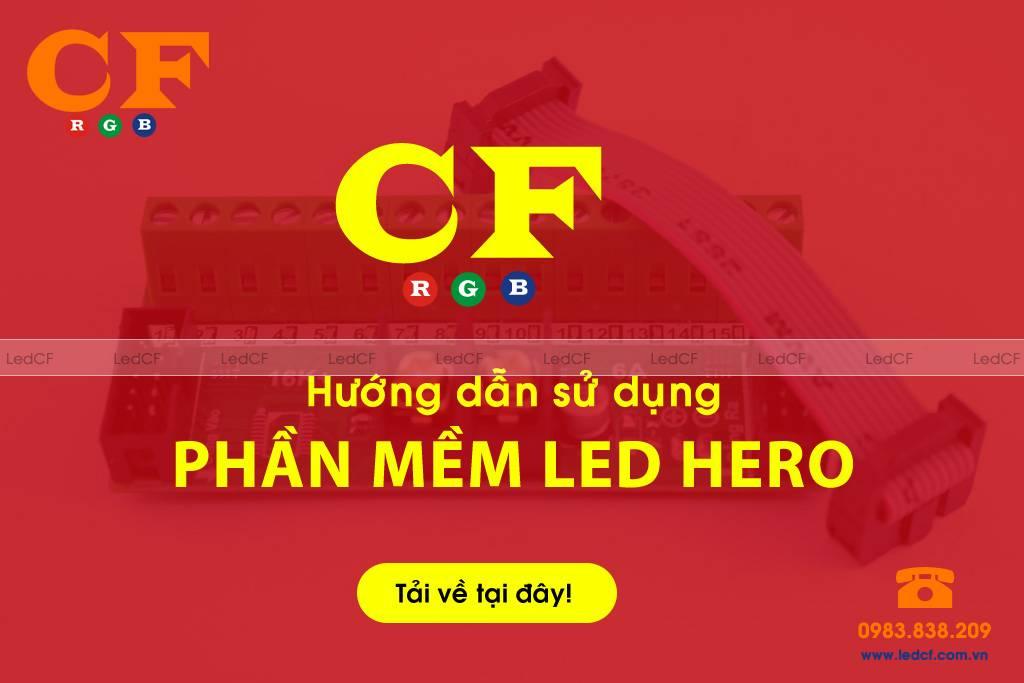 Phần mềm Led Hero