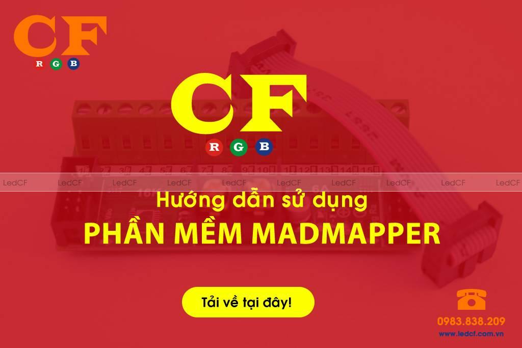 Phần mềm Madmapper