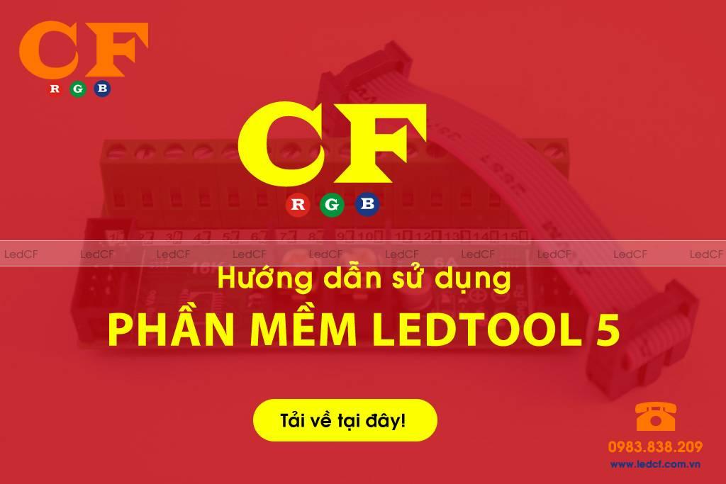 Phần mềm Ledtool 5