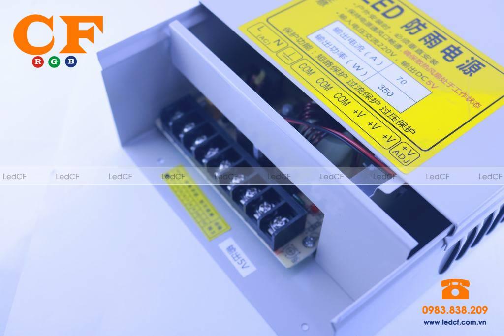 Hiểu như thế nào về nguồn LED chống nước?
