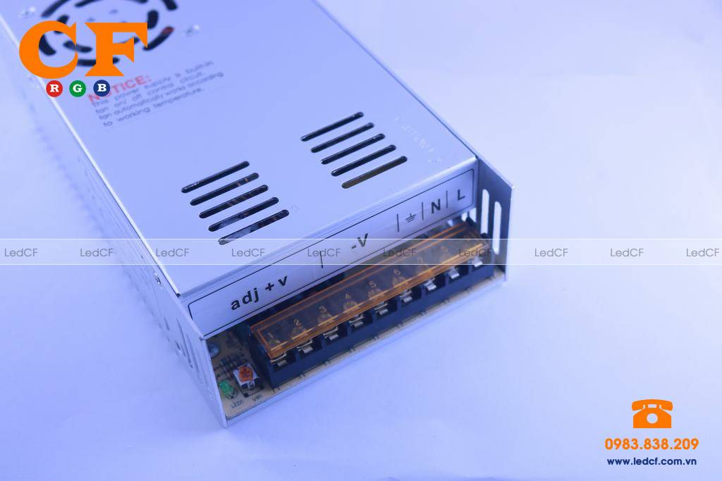 Hướng dẫn sử dụng các loại nguồn LED