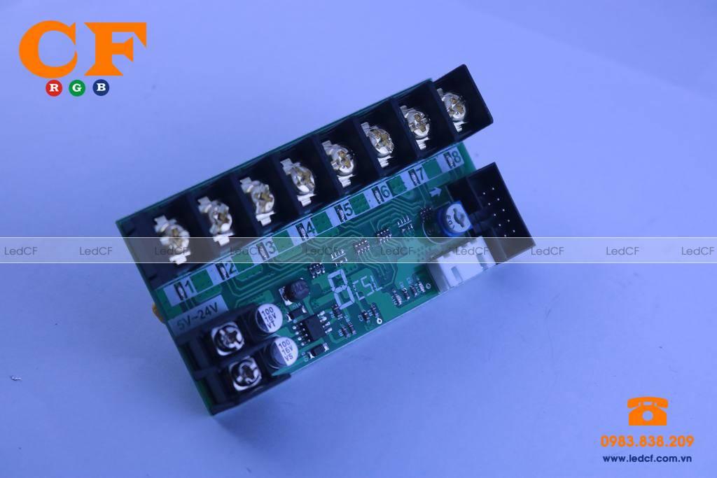 Mạch điều khiển led, dòng sản phẩm mạch vẫy 6 kênh 3A
