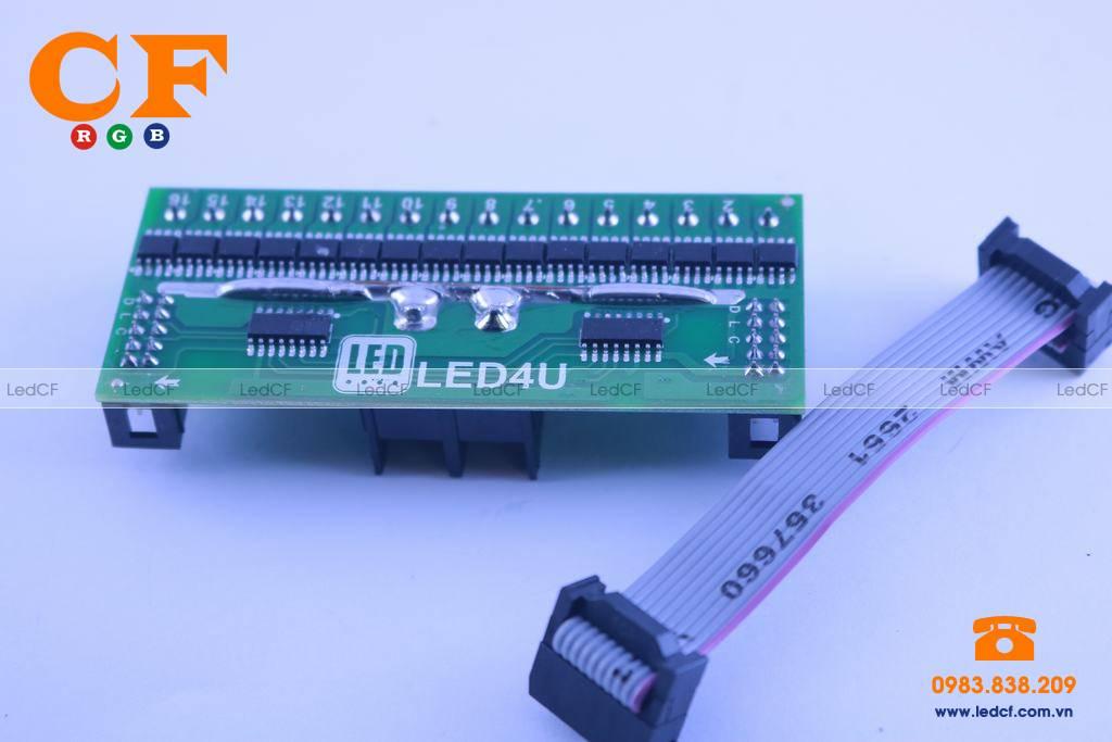 Nhà phân phối mạch LED 4U tại Việt Nam