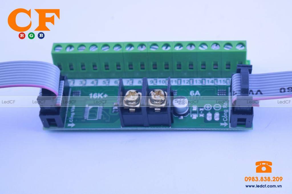 Các loại mạch LED vẫy thông dụng trên thị trường