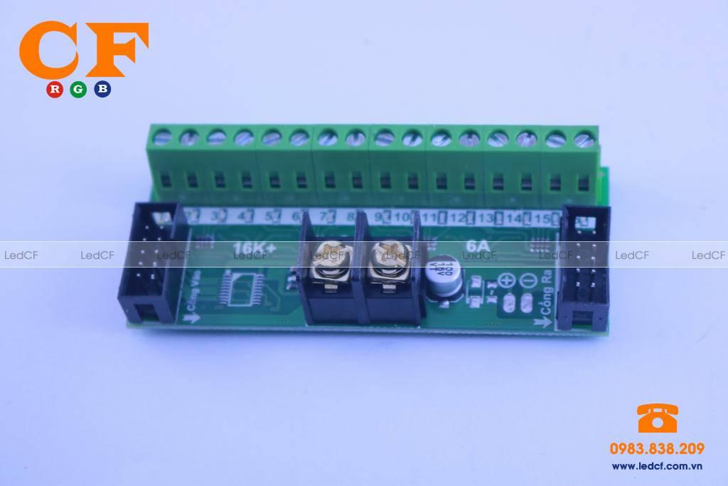 Các loại mạch điều khiển led vẫy thông dụng nhất