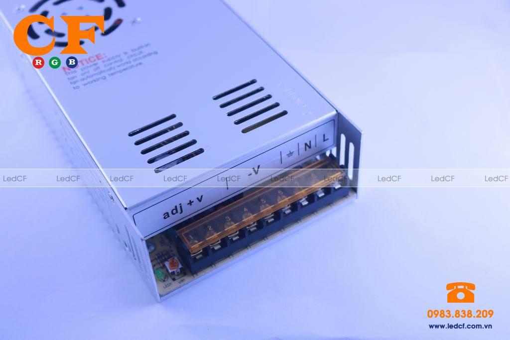 Nguồn led 12V là nguồn như thế nào?