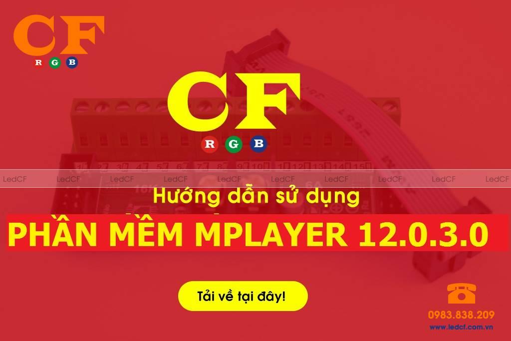 Phần mềm MPlayer 12.0.3.0 card Q1 Plus cập nhật bản mới nhất