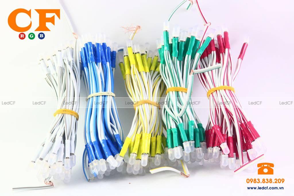 Các loại led liền dây 5v trên thị trường?