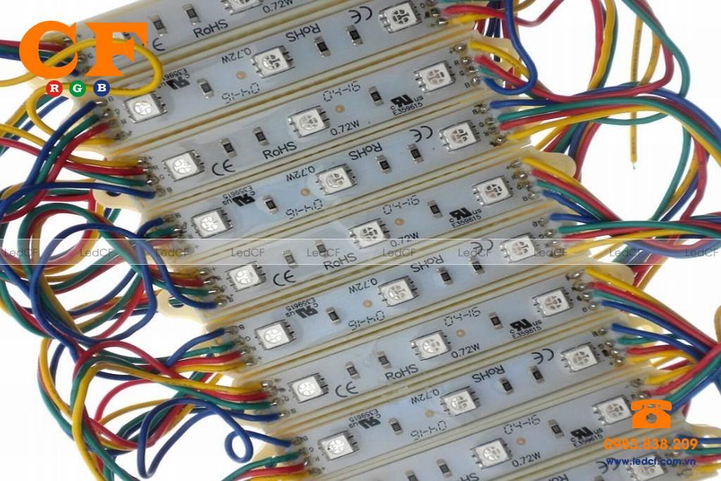 Các loại led hắt 12V trên thị trường?