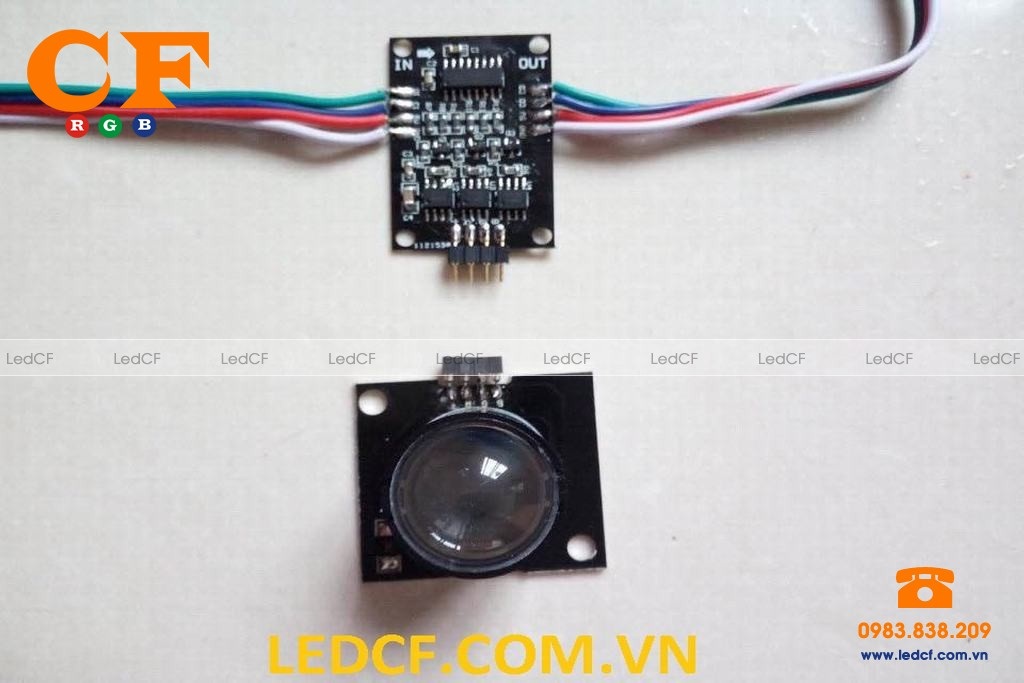 Led rọi full color 9883